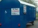 WC Wagen/ Heizungen